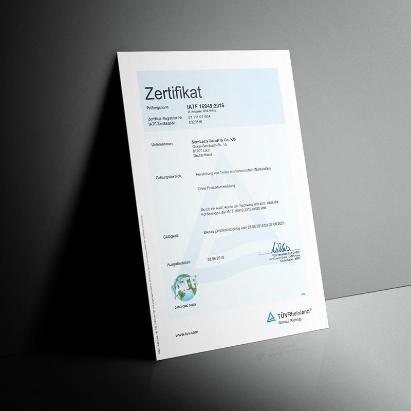 sembach-zertifizierung-16949