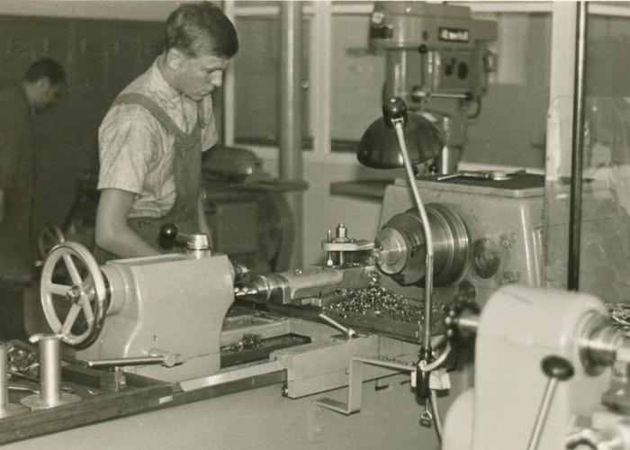50 Jahre Ausbildungswerkstatt